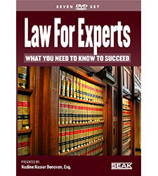 Law For Experts